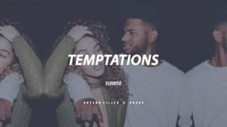 temptations || Bryson Tiller x Drake TYPE BEAT