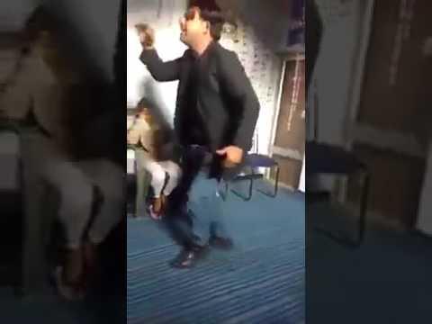 Must Watch Viral Indian English Teacher with Music   Rap   Dance   Rhyming