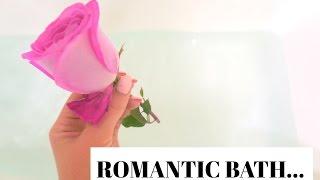 romantic bubble bath... | DailyPolina