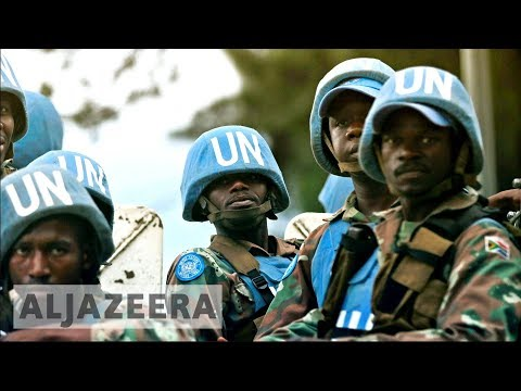 Xxx Mp4 UN Peacekeepers Congolese Soldiers Die In DRC Attack 3gp Sex