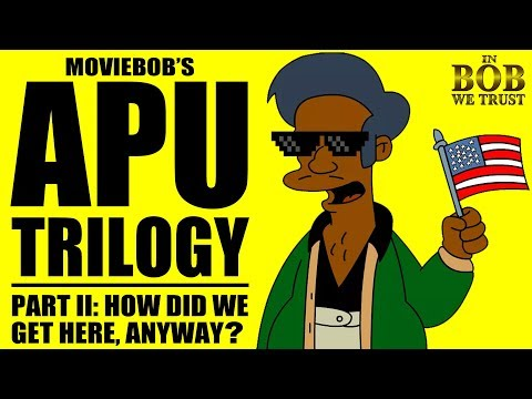 In Bob We Trust - APU TRILOGY: PART II (The Simpsons)