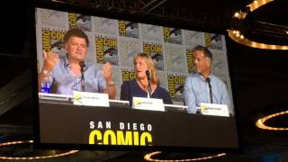 Sdcc San Diego Comic Con 2016 Sherlock panel part 3