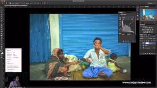 How to create film tone with photoshop by Sanjoy Shubro (বাংলা)