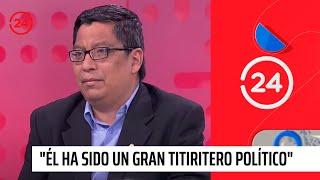 """Experto por muerte de Alan García: """"Él ha sido un gran titiritero político"""""""
