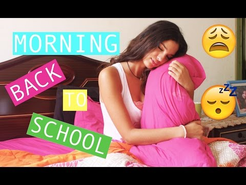 Morning Back To School cool ! 🎒😪⌚