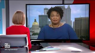 Stacey Abrams: 'Democrats can't win by pretending to be Republicans'