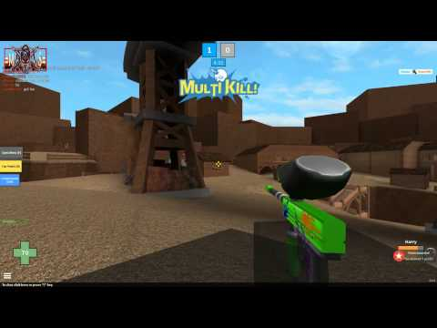 Roblox Mad Paintball Harry Sniper Montage Playithub Largest