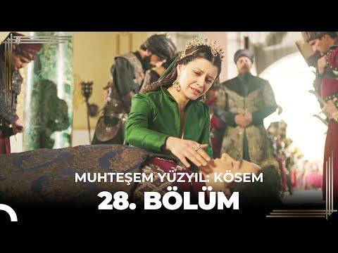Muhteşem Yüzyıl Kösem 28.Bölüm (HD)