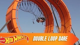 Double Loop Dare Documentary | Hot Wheels | Hot Wheels