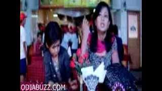 Odia Movie Comedy-Archita And The Bhikari- From [Loafer]