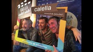 [CFF17] Conversa Quatretondeta amb Sergi López, José Sacristán i Pol Rodríguez