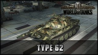 World of Tanks - Live: Type 62 - Leichter Premiumpanzer [ deutsch | gameplay ]