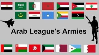 Arab League's Armies 2016-2017