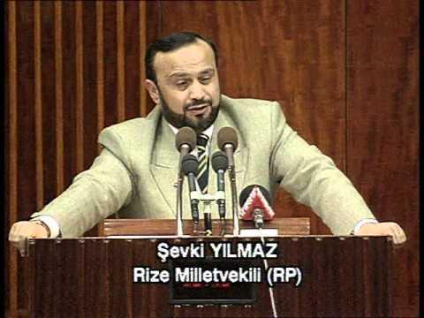 Şevki Yılmaz Meclis Konuşması 22.04.1996