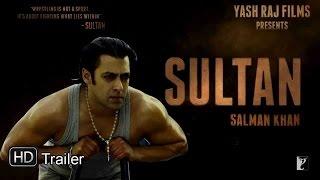 SULTAN 2016 Hindi Movie Trailer Ft  Salman khan 720p HD