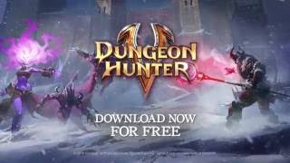 Dungeon Hunter 5: Frozen Bastion Game Trailer