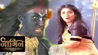 Naagin Shivanya To Kill Yamini In Maa Kaali Avtaar | Naagin | Colors