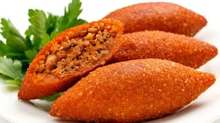 İçli Köfte Tarifi | İçli Köfte Nasıl Yapılır? | Yemek Tarifi | Detaylı Anlatım | Yüksek Kalite