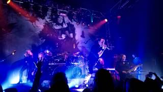 Kamelot - Sacrimony (Angel of Afterlife) @ Button Factory, Dublin, 2015 [HD]