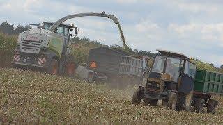 Ursusy w akcji czyli akcja kukurydza z ekipa na pompie/MafiaHuzity&mopek to jest to