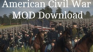 American Civil War MOD Download for Napoleon Total War