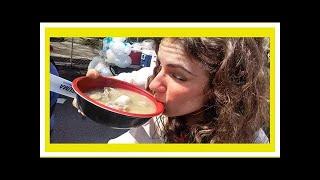 [Fashion News] Today's lunch: dak bulgogi ramen from the korean noodle soup cart