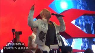 NICKY JAM -  CANTA -  ALFOMBRA -  XXX REACTIVADO - PREMIERE - MEXICO