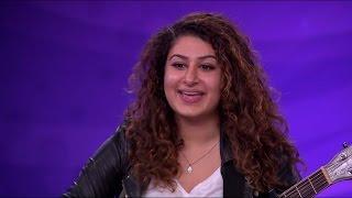 Laura Arif - Here av Alessia Cara (hela audition) - Idol Sverige (TV4)