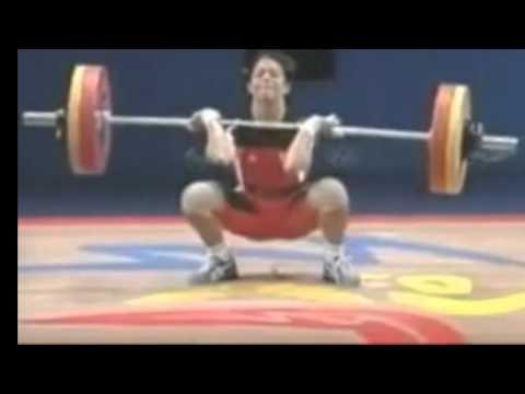 Fail in competition Se caga en competencia de pesas