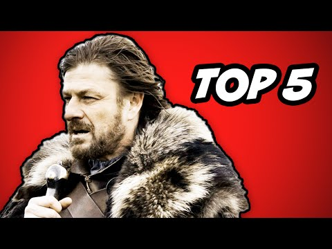 Game Of Thrones Season 5 - TOP 5 Flashbacks