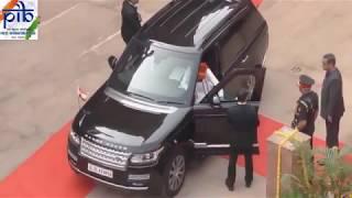Always Wear your seat belt - PM Narendra modi