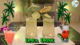 Limca Drink لِمکا ڈرنک / Cook With Saima