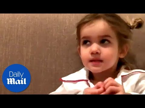 Xxx Mp4 This Little Girl Speaks The Truth About Valentine S Day Daily Mail 3gp Sex
