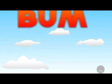 Flying bum saves the world!