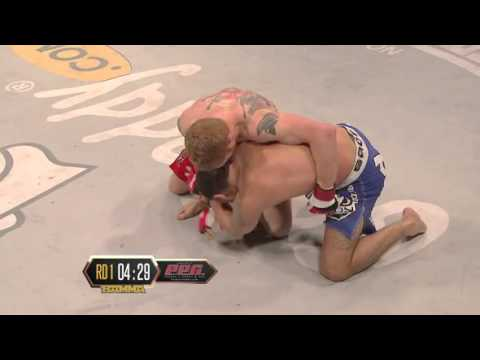 BAMMA 11: Andy Green Vs. Andrew Fisher