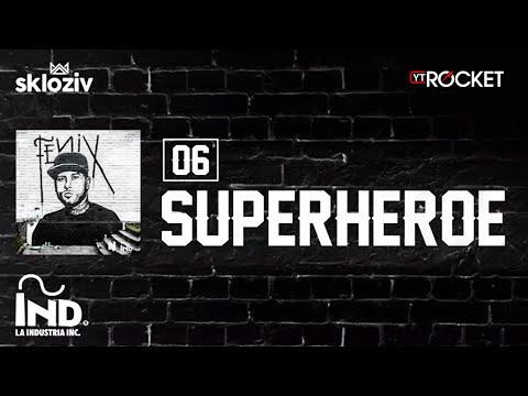 06. Superhéroe - Nicky Jam ft JBalvin (Álbum Fénix)