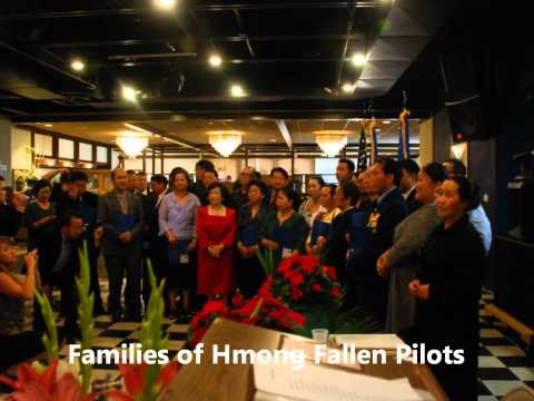 Hmong Pilots Recognition 2012 Part 1