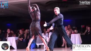 Approach the Bar with DanceBeat! Sponsored by Paragon Open! Manhattan Dance 2017! Pro Latin  Part 5