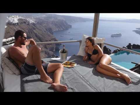 Honeymoon Petra Villas 5 Santorini Luxury Hotel Caldera View