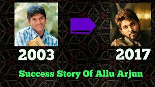 From Zero To Stylish Hero Of South India   The Success Story Of Allu Arjun