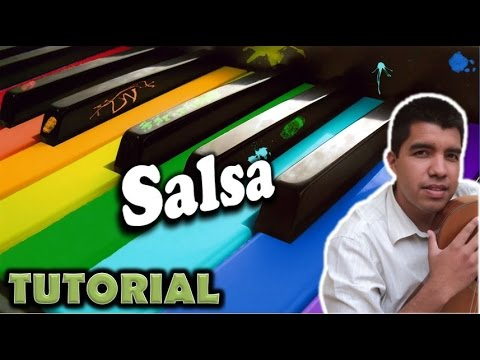 Piano classes How to play salsa Easy