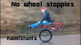 No wheel stoppies - KamilStunts