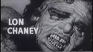Trailer: Man of a Thousand Faces (1957)