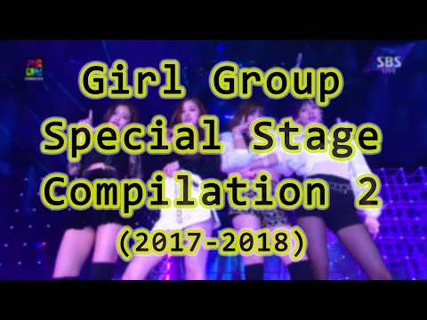 K Pop Special Stages Girl Groups Part 2 TWICE G I DLE GFRIEND Red Velvet etc.