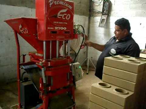 fabricacion de ladrillo modular ecologico en venezuela