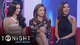 TWBA: Toni, Bianca & Mariel's plan for 2016