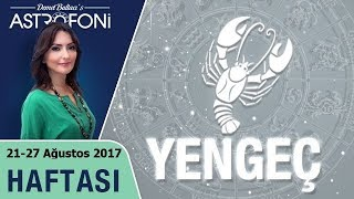 Yengeç Burcu Haftalık Astroloji Burç Yorumu 21-27 Ağustos 2017