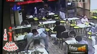 Master thief at work