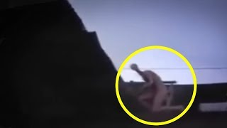 5 Aliens Caught On Camera & Spotted In Real Life! #2