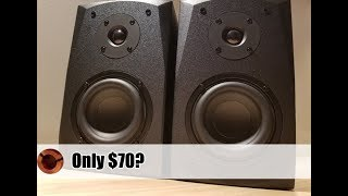 Best Budget Bookshelf Speakers? Dayton MK402 Review, Unboxing and Sound Test
